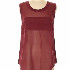 PJK-Patterson J. Kincaid Sleeveless Blouse